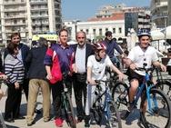 Δυτική Ελλάδα: Αθλητές της Εθνικής Ομάδας Ποδηλασίας σε Μεσολόγγι και Πάλαιρο