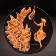 Σεφ μετατρέπει το σερβίρισμα sashimi σε... έργα τέχνης (φωτο)
