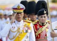 Σουτίντα: Από αεροσυνοδός, φρουρός του διαδόχου και τώρα βασίλισσα