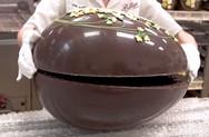 Ένα πασχαλινό αβγό 'θησαυρός' (video)