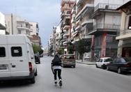 Η νέα μόδα στην Πάτρα θέλει τα... rollers της - 'Τσουλώντας' στην πόλη (pics)