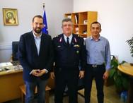 Νεκτάριος Φαρμάκης: 'Προϋπόθεση ευημερίας και ανάπτυξης η δημόσια ασφάλεια' (φωτο)