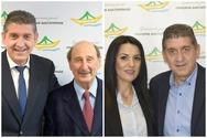 Πάτρα - Γιώργος Ρουμελιώτης & Χαρά Φωτοπούλου υποψήφιοι με τον Γρηγόρη Αλεξόπουλο
