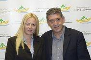 Υποψήφια με τον Γρηγόρη Αλεξόπουλο η Ελένη Σταμάτη