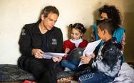 Ο Μπεν Στίλερ στο πλευρό των προσφύγων της Συρίας