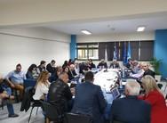 Πάτρα: Ολοκληρώθηκε η διήμερη επίσκεψη - επιθεώρηση της Συντονιστικής Επιτροπής της ΔΕΜΑ