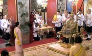 Ταϊλάνδη - Στέφθηκε βασιλιάς ο Μάχα Βατζιραλονγκόρν (φωτο)
