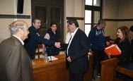 Πάτρα - Ο Κώστας Πελετίδης, κατέθεσε τη δήλωση κατάρτισης του συνδυασμού «Λαϊκή Συσπείρωση»