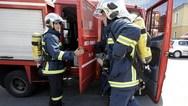 Πάτρα: Φωτιά σε διαμέρισμα στην οδό Βότση με έναν τραυματία