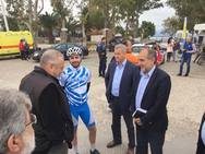 Απόστολος Κατσιφάρας: «Ενισχύουμε τη χρήση ποδηλάτου στη Δυτική Ελλάδα»