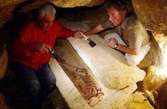Αίγυπτος: Ανακάλυψαν εντυπωσιακή νεκρόπολη του Παλαιού Βασιλείου στην Γκίζα!