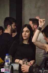 Greek Saturdays at On - Off 04-05-19