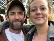 Η κόρη του Luke Perry αποκάλυψε τον τρόπο με τον οποίο ετάφη ο πατέρας της
