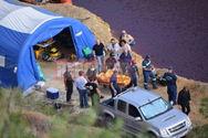 Κύπρος - 'Ορέστης': Πτώμα και στη δεύτερη βαλίτσα που ανασύρθηκε από την Κόκκινη Λίμνη (pics+video)