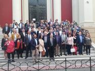 Πάτρα: Ο Νίκος Παπαδημάτος κατέθεσε τα ονόματα των υποψηφίων του