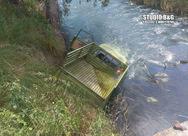 Κεφαλάρι Αργολίδας - Εντοπίστηκε αυτοκίνητο μέσα στον Ερασίνο ποταμό (φωτο)