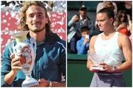 Σπύρος Ζαννιάς: «Χρυσό διήμερο για το Ελληνικό Τένις. Συγχαρητήρια σε Τσιτσιπά και Σάκκαρη»