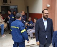 Νεκτάριος Φαρμάκης: 'Εμείς προτιμάμε να είμαστε προοδευτικοί στην πράξη και όχι στα συνθήματα' (φωτο)