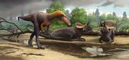 Βρέθηκαν απολιθώματα ενός άγνωστου μέχρι σήμερα τυραννόσαυρου