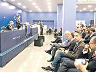 Λευτέρης Βαρουξής - Παρών στην Πολιτική Επιτροπή της ΝΔ, ο υποψήφιος ευρωβουλευτής