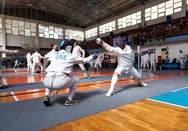 15 ξιφομάχοι εκπροσώπησαν την Πάτρα στους αγώνες που έγιναν στο Ξυλόκαστρο Κορινθίας (φωτο)