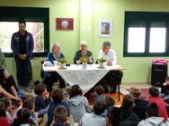 Η Ξένια Καλογεροπούλου μίλησε για το βιβλίο της στο Άνω Καστρίτσι (φωτο)