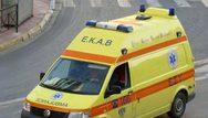 Πάτρα: Τροχαίο ατύχημα με έναν τραυματία στην Ακτή Δυμαίων