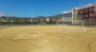 Έτοιμο το γήπεδο beach soccer της Πάτρας, 'Σπύρος Αβράμης' (φωτo)