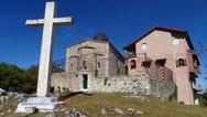 Πλήθος πιστών στην Ιερά Μονή Αγίου Νικολάου Βλασίας Καλαβρύτων