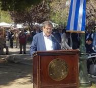 Πάτρα: H Δημοτική Αρχή τίμησε τους απαγχονισθέντες στα Ψηλά Αλώνια