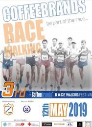 3rd Coffeebrands Patras RACE Walking Festival στην Πλατεία Τριών Συμμάχων