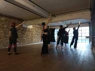 Σεμινάριο σύγχρονου χορού - Το Σημείο στο Θέατρο Λιθογραφείον