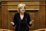 Σία Αναγνωστοπούλου: 'Tο να στηρίζει κάποιος τον κ. Βέμπερ είναι ανοιχτή ομολογία για το τι ευρωπαϊκή πολιτική θέλουμε'