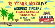 12 Years Mojo Live - Wedding Singers live at Mirasol