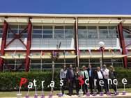 Στο «Patras Science Festival» ο υποψήφιος δήμαρχος Πατρέων Γρηγόρης Αλεξόπουλος (φωτο)