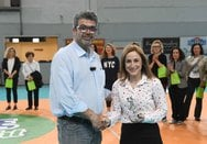 Με επιτυχία διεξήχθη η εκδήλωση των γενεθλίων 25 χρόνων ζωής του τμήματος χάντμπολ της Ακαδημίας των Σπορ