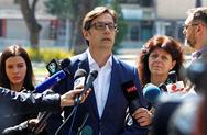 Ορκίστηκε ο νέος πρόεδρος της Βόρειας Μακεδονίας