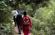Επιχείρηση διάσωσης των ΕΜΑΚ στο φαράγγι του Αμπά στην Κρήτη