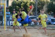 Θέαμα και γκολ στο γήπεδο 'Σπύρος Αβράμης' στην Πάτρα (φωτο)