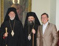 Νίκος Νικολόπουλος: 'Ιδανική και ελπιδοφόρος επιλογή για την Αρχιεπισκοπή Αμερικής'