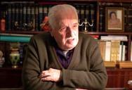 Τελευταίο 'αντίο' σε έναν μεγάλο Πατρινό, τον ιστορικό Βασίλη Λάζαρη