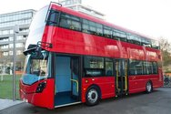 Έρχονται διώροφα λεωφορεία με υδρογόνο στο Λονδίνο