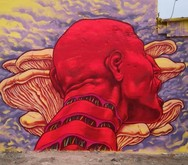 Η Πάτρα συνεχίζει να παίρνει χρώμα μέσα από το Διεθνές Street Art Φεστιβάλ!