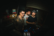 Mr. Panos & Andy Es at Pas Mal 12-05-19