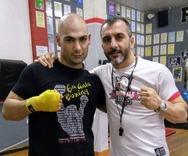 Ο Πατρινός Νίκος Κάδης της ΠΓΕ στο ρινγκ της Boxing League!