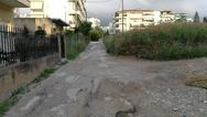 'Βομβαρδισμένοι' οι δρόμοι στην έξω Αγυιά της Πάτρας!