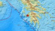 Πάνω από 40 μικρές δονήσεις μέσα σε λίγες ώρες στην Βορειοδυτική Πελοπόννησο