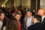 Πάτρα: Στο πλευρό των συμβασιούχων του Δήμου ο Γρηγόρης Αλεξόπουλος