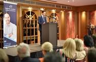 Ενθουσιώδης η παρουσία του κόσμου στην ομιλία του Λευτέρη Βαρουξή  στους ετεροδημότες της Αθήνας (pics)