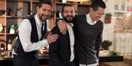 MasterChef: Ιωαννίδης - Κουτσόπουλος πήγαν τουαλέτα, αλλά ξέχασαν τα μικρόφωνα… (video)